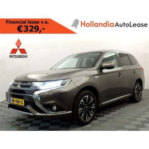 Mitsubishi Outlander 2.0 PHEV Aut instyle+ (full options)
