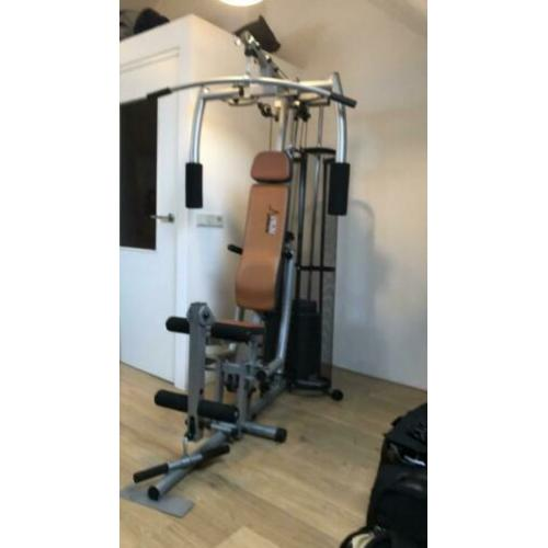 Compact fitness toestel
