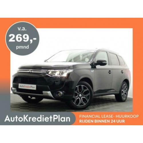 Mitsubishi Outlander 2.0 PHEV Limited Edition X-Line 4WD aut