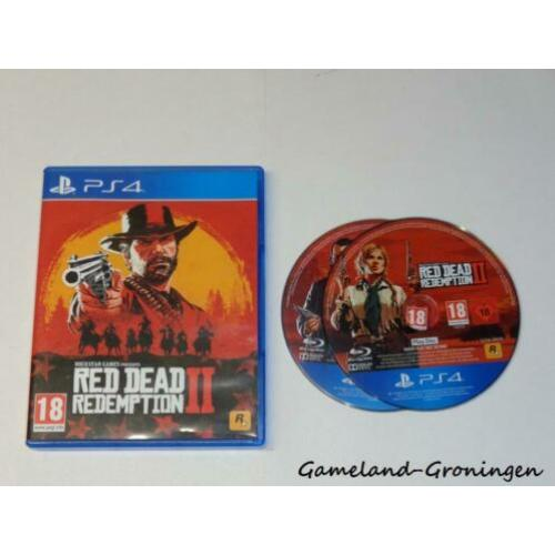 Red Dead Redemption II (PS4) Compleet