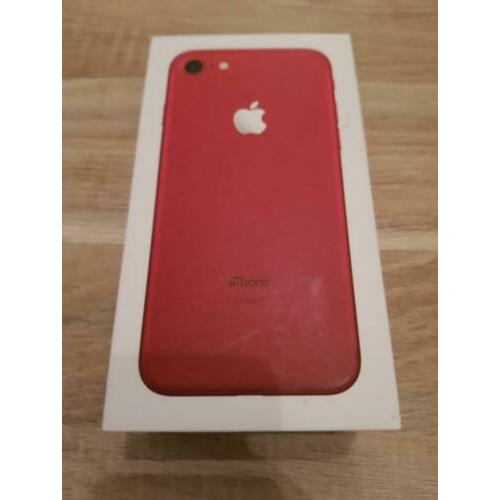 Iphone 7 128gb red edition zgan