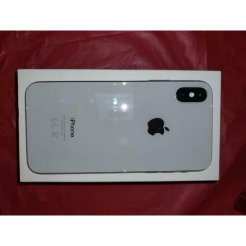 Iphone X 64GB (Met barst)